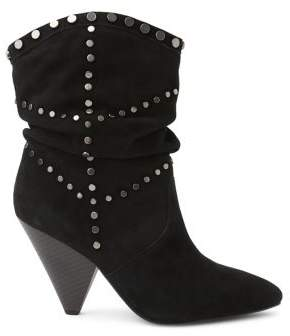 BCBGeneration Cebina Leather Slouchy Boots