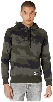 G Star G-Star Graphic 13 Core Hooded Sweatshirt Long Sleeve