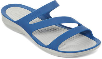 Crocs Womens Swiftwater Slide Sandals