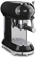 Smeg ECF01BLAU Pump Espresso Coffee Machine Black