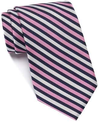 Tommy Hilfiger Bright Repp Stripe Tie