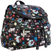 Le Sport Sac School's Out Small Edie Backpack (Toddler/Kids) - Black - One Size