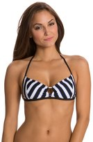 Nautica Women's Broadside Triangle Bikini Top 8116938
