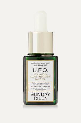 Sunday Riley U.f.o. Ultra-clarifying Face Oil, 15ml - Colorless