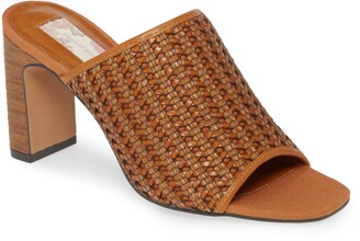 Band of Gypsies Hermosa Woven Slide Sandal