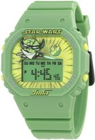 Lego Star Wars Kids' 9005770 Star Wars Yoda Digital Watch