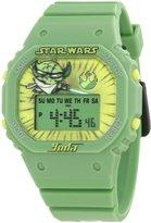 Lego Star Wars Kids' 9005770 Star Wars Yoda Digital Watch