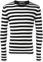 Ermanno Scervino striped jumper - men - Virgin Wool - 48