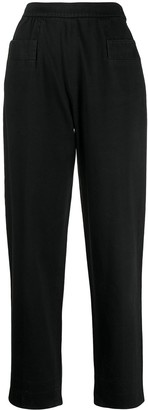 Yves Saint Laurent Pre Owned 1980's Relaxed Track Trousers