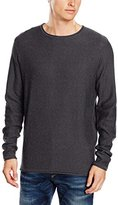 ONLY & SONS Men's onsSAM PLAIN CREW NECK KNIT Jumper,Small