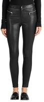 J Brand Emma Skinny Leather Pants