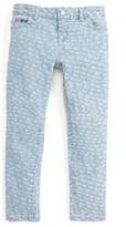 Vineyard Vines Toddler Girl's Whales Straight Leg Jeans