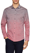 Vince Camuto Buttoned Long Sleeve Sportshirt
