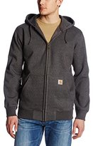 Carhartt Men's Rain Defender Paxton Heavyweight Zip-Front Hooded Sweatshirt