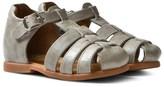Pom D'Api Pom Dapi Grey Fancy Papy Sandals