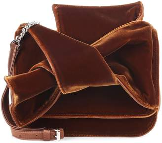 N°21 Velvet shoulder bag