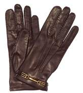 Bally Nappa Leather Gloves.