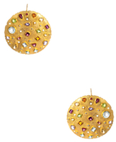 Amrita Singh Jiani 14K Yellow Gold & Gemstone Earrings