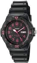 Casio Men's 'Classic' Quartz Resin Watch
