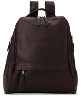Latico Leathers Cafe Leather Backpack