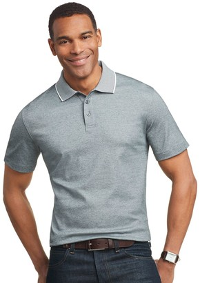Van Heusen Men's Air Classic-Fit Solid Polo