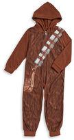 AME Sleepwear Star Wars Chewbacca Coverall