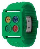 o.d.m. Unisex JC03-7 JC/DC Bloc Digital Watch