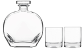 Luigi Bormioli Classico Whiskey Set (3 PC)