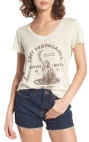 Obey Women's Respect Liberty Graphic Tee