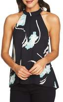 1 STATE 1.STATE Pleated Halter Top