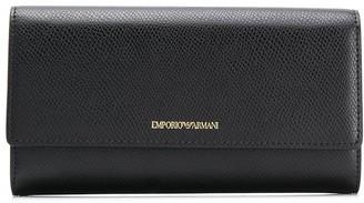 Emporio Armani Foldover Wallet