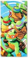 "Nickelodeon Teenage Mutant Ninja Turtles ""Stance"" Beach Towel"