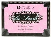 Refresh Oil Blotting Papers 100 ea