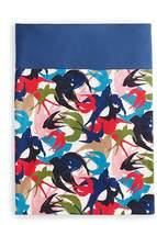 Sonia Rykiel Rue de Fleurus Flat Sheet, Queen