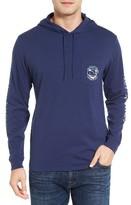 Vineyard Vines Men's Patchwork Derby Graphic Hooded T-Shirt