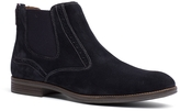Tommy Hilfiger Perforated Suede Boot