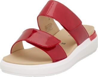ara Women's Ibiza 1232305 Ankle Strap Sandals