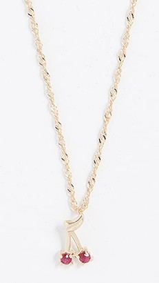 Ariel Gordon Cherry Bomb Necklace