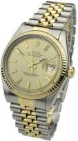 Rolex Rolex Datejust Oyster Perpetual Steel & Gold 1601
