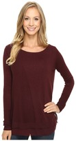 Lucky Brand Woven Tunic Sweater