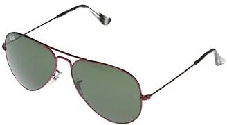 Ray-Ban RB3025 Aviator Large Metal Sunglasses 58 mm