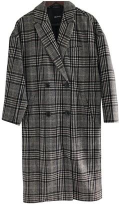 Madewell Multicolour Wool Coat for Women