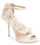 Imagine by Vince Camuto Women's 'Daphne' Floral Ankle Strap Sandal