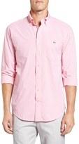 Vineyard Vines Men's Crowell - Tucker Regular Fit Gingham Performance Sport Shirt