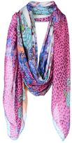 Just Cavalli Square scarf