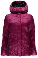 Spyder Geared Hoody Quilted Jacket