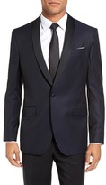 Ted Baker Men's Josh Trim Fit Wool Dinner Jacket