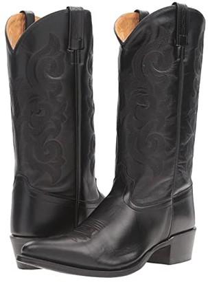 Old West Boots 5502 (Black) Cowboy Boots