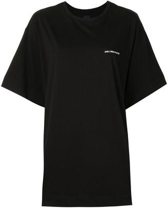 Juun.J Module Collection T-shirt