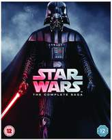 Star Wars The Complete Saga 9-Disc Blu-ray Box Set